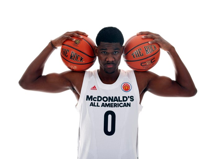 The Wildcats have had 23 McDonald's All-Americans through