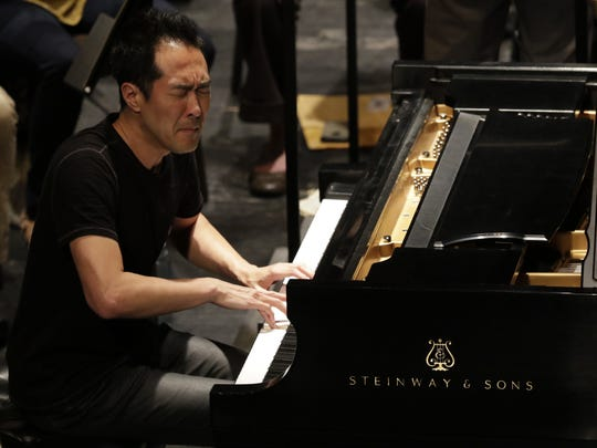 Alpin Hong is the special guest pianist at the North State Symphony's New Year's Eve concert.