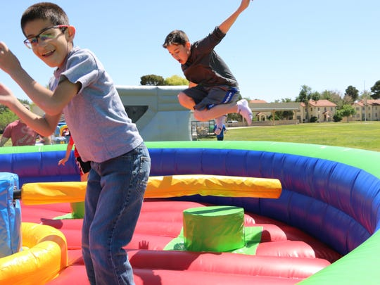 Just Because Day is a free family fun event scheduled