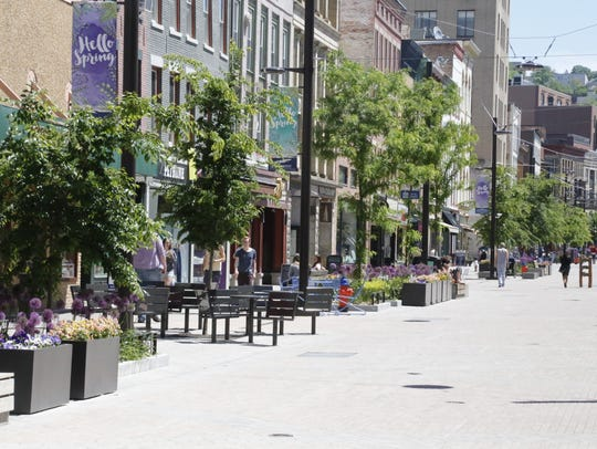 The City of Ithaca gained 742 residents between 2010