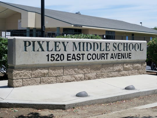 Pixley Middle School