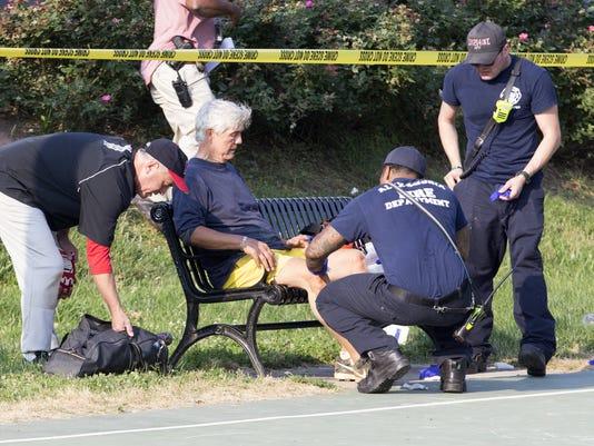 EPA USA SHOOTING VIRGINIA CLJ CRIMES USA DC