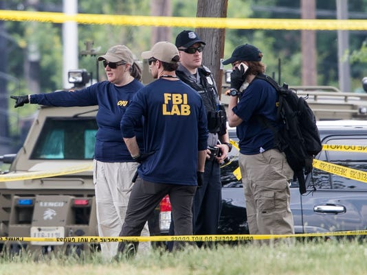EPA USA SHOOTING VIRGINIA CLJ CRIMES USA VA