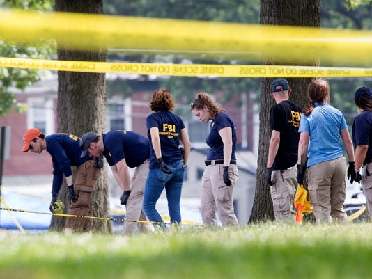 EPA USA SHOOTING VIRGINIA CLJ CRIMES USA VA