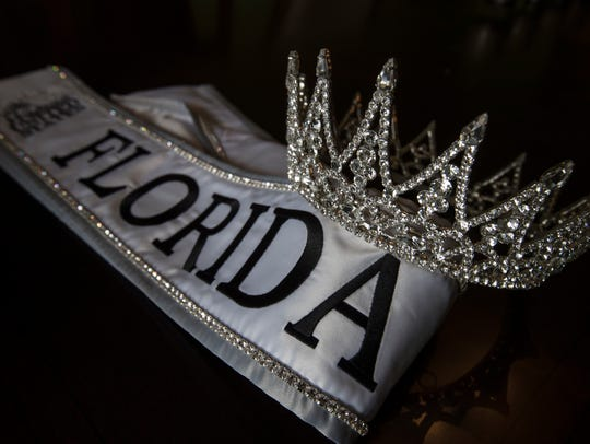 Megan Washington, of Cape Coral, was crowned April