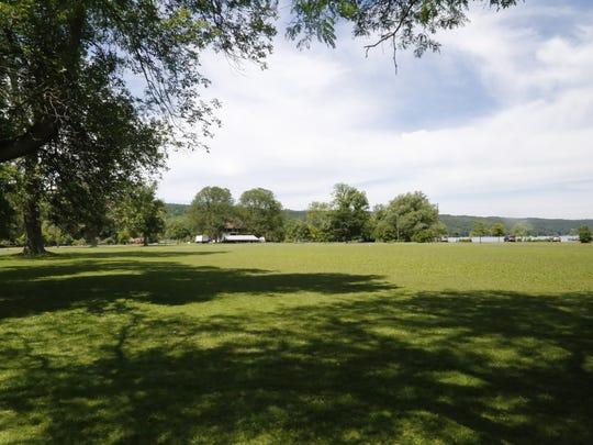 Stewart Park in Ithaca.