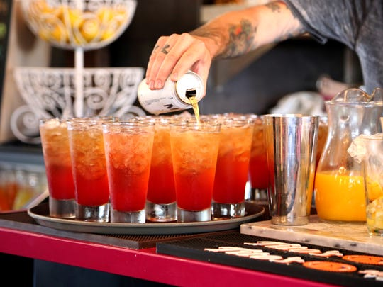Cocktail Camp returns July 21 through Sept. 23 at bars across the Valley.