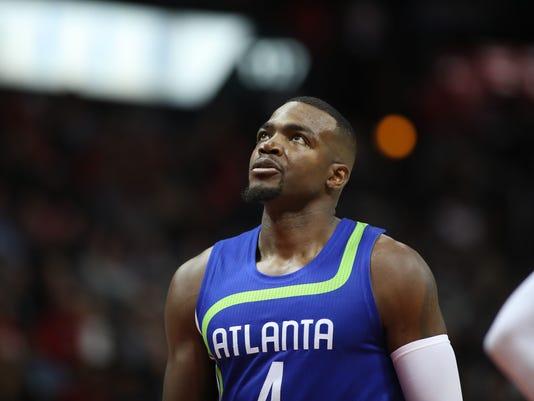 NBA: Boston Celtics at Atlanta Hawks