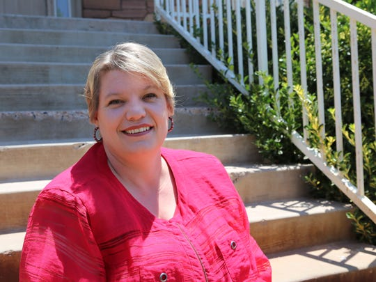 Parks and recreation, tourism, and economy are three items Donia Jessop says she'll focus on if elected as Hildale's mayor.