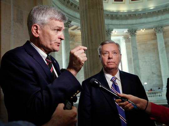 Sens. Bill Cassidy and Lindsey Graham discuss health