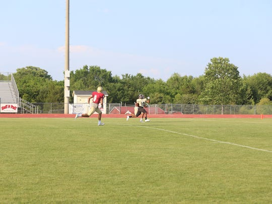 Currently Rutherford County football fields serve for high school, middle school and youth football and also for soccer games.