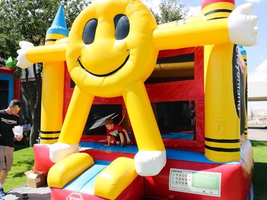 The annual Bienvenidos a Bliss Relocation Fair will