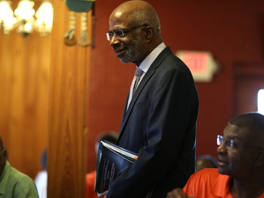 FAMU Interim President Larry Robinson joins the 220
