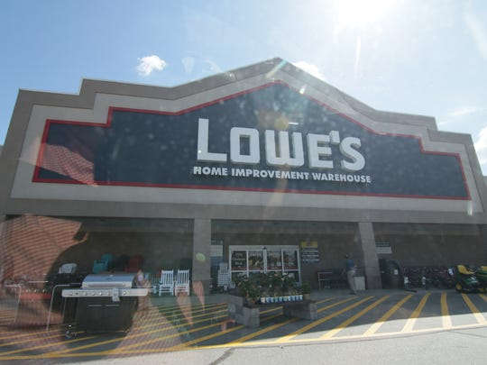 Best of Your Hometown shopping, best appliance store. Lowe's on Clemson Boulevard in Anderson.