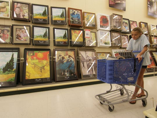 Best of Your Hometown best framing service at Hobby Lobby in Anderson.