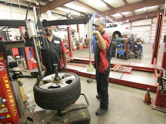 Best of Your Hometown best automotive service, Welborn Tire Pro's and Automotive Service, at 1114 Salem Church Road in Anderson.