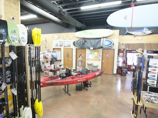 Best of Your Hometown shopping, best outdoor store at Grady's Great Outdoors in Anderson.