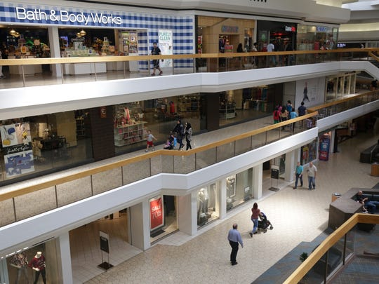 U.S. malls are morphing to meet the needs of their retail spaces and the demands of shoppers. When Lord & Taylor pulled out of the Fairlane Town Center mall in Dearborn Michigan the mall's owners leased nearly 240,000 sq. ft. to the Ford Motor Company, who renovated the space to accomodate nearly 1,800 employees. Mandi Wright/Detroit Free Press (Via OlyDrop)