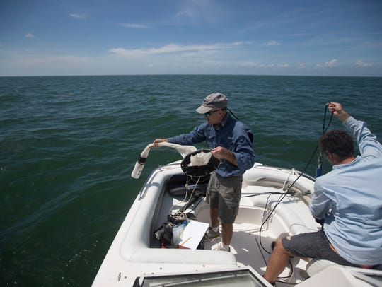 Rick Bartleson and Eric Milbrandt from Sanibel Captiva