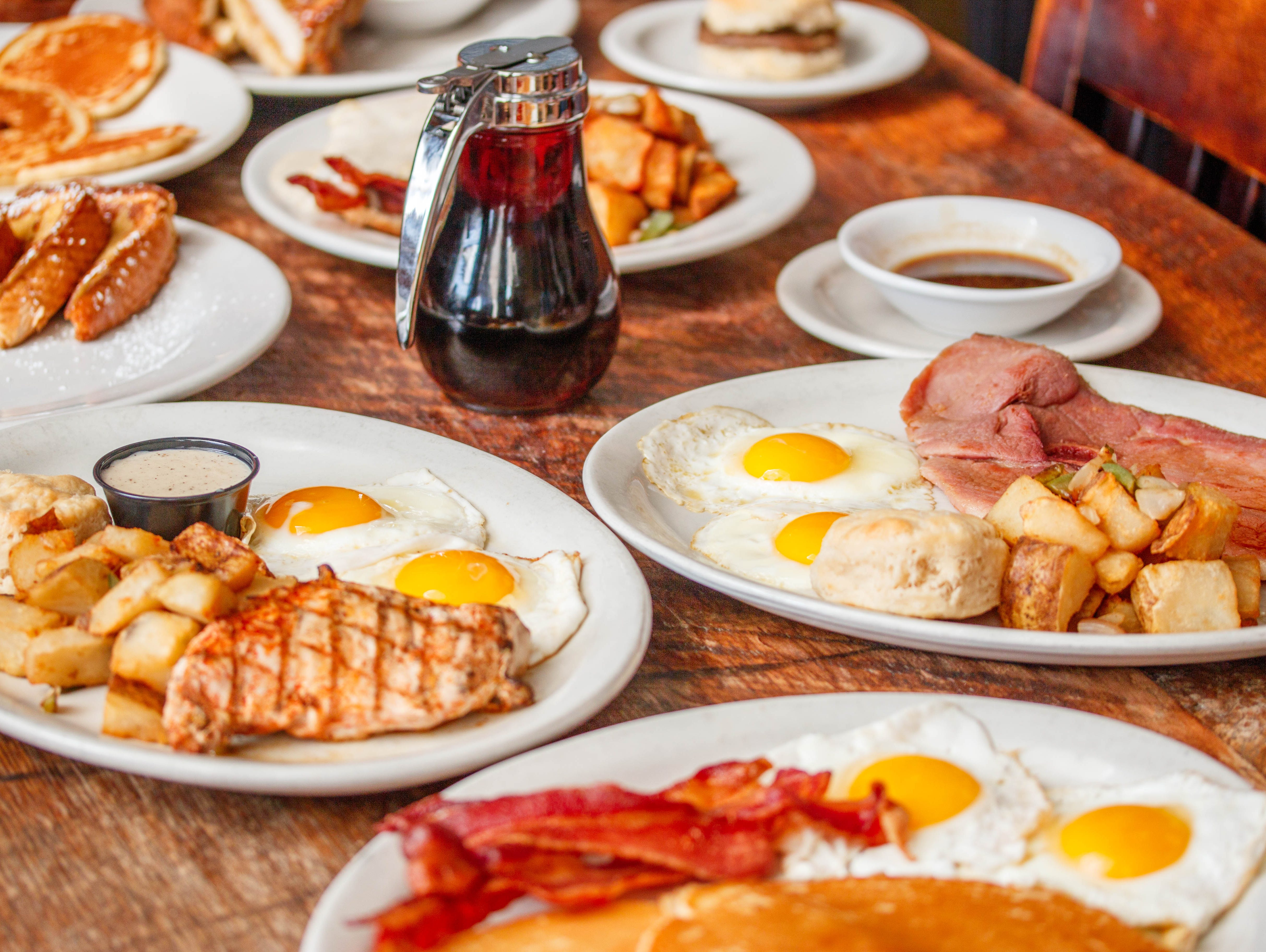 Savor the most important meal of the day with $50 to one of Acadiana's favorite restaurants!