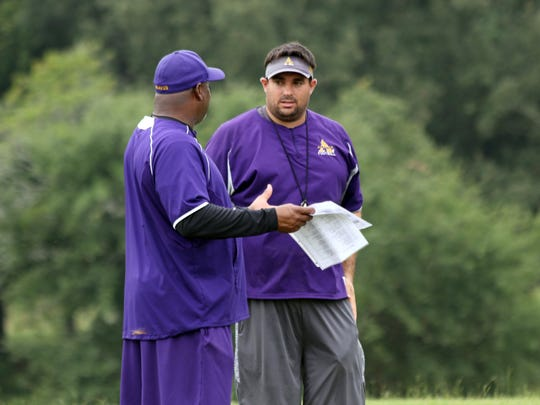 Alcorn State offensive line coach and run game coordinator