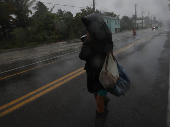 Hurricane Irma is making its way through Southwest