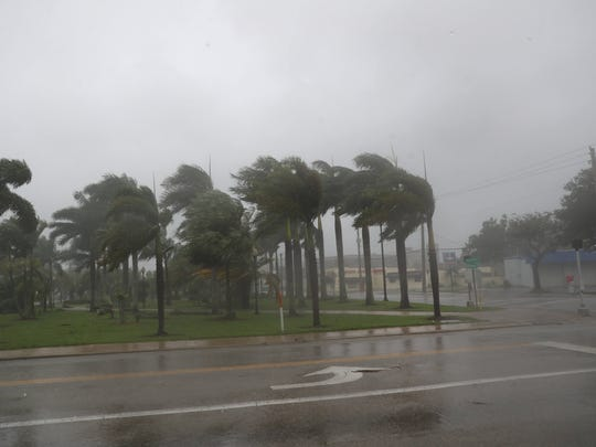 Hurricane Irma winds peaked at 142 miles per hour in Southwest Florida on Sept. 10-11 2017. Lee County rolled up some $40 million in hurricane-related expenses.