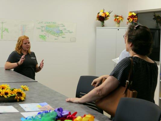WFISD'S Career Education Center showcased in open house