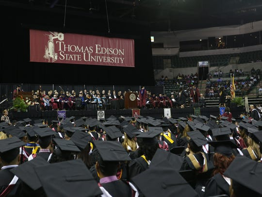 TESU celebrates 45 annual commencement on Sept. 23.
