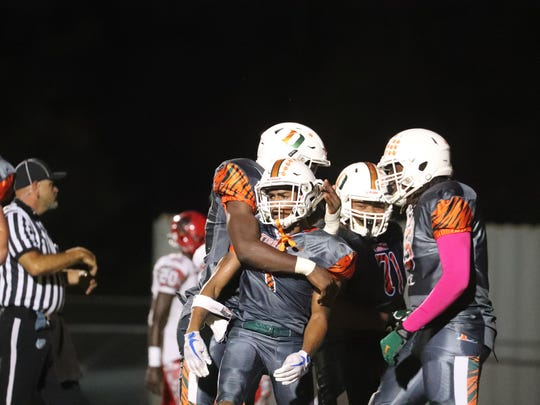 Game highlights from the North Fort Myers at Dunbar football game.