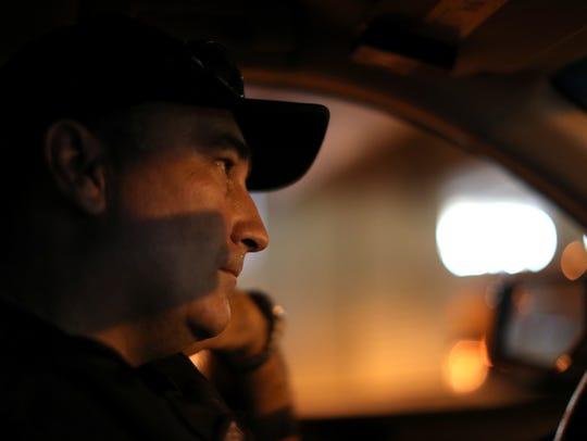 FSU Police Department Corporal John Wainwright responds
