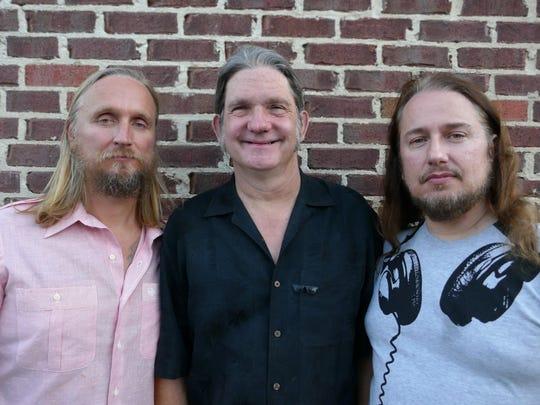 Alex, Wesley and Roy Orbison, Jr. (Roy's Boys)