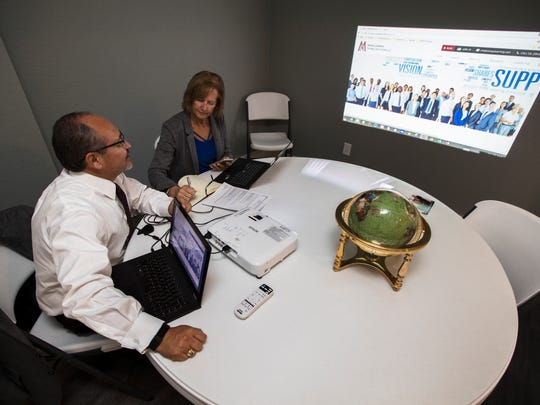 Guido and Susan Minaya, manage Minaya Learning Global Solutions in Cape Coral. Their business focuses on helping companies worldwide improve employee performance and business results using corporate learning and development.