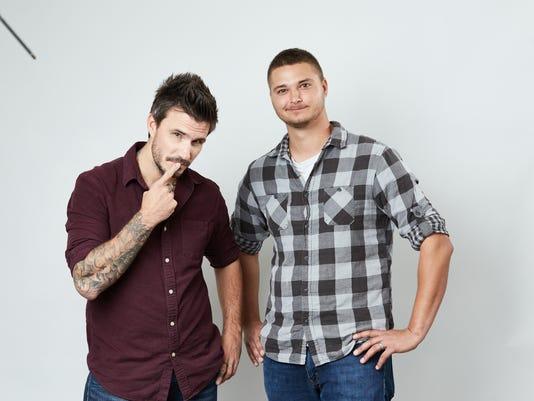 Jake & Tanner