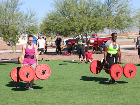 The annual Strongman and Strongwoman Competition will be Nov. 4 at the Soto Physical Fitness Center.