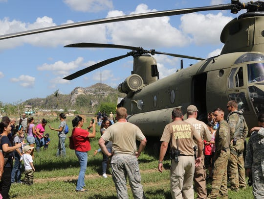 Two CH-47 Chinook helicopters from the 2nd Battalion,