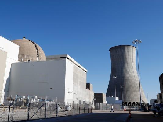 AP NUCLEAR PLANT REPAIRS A USA MO