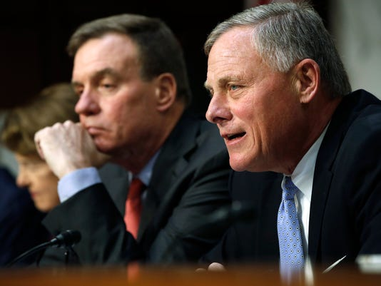 Richard Burr,Mark Warner