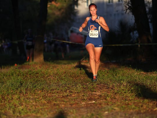 Cape Coral's Cheyenne Young should be one of the top runners in Southwest Florida this season.