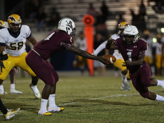 Riverdale takes on Lehigh in high school football in