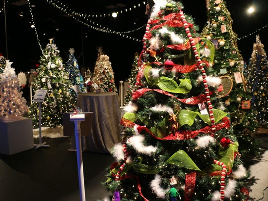 Riverside Theatre's showcase of trees opens to the