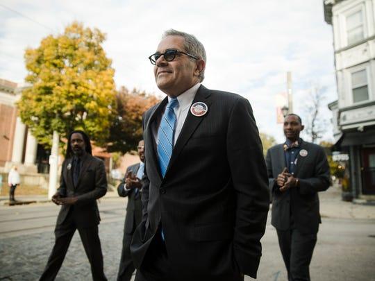 Democratic nominee for Philadelphia district attorney