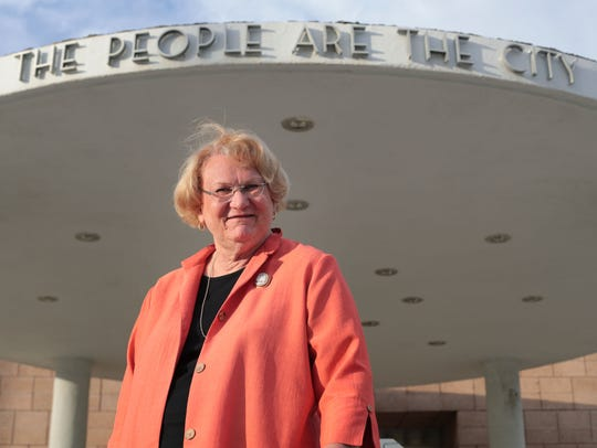 Palm Springs City Council member Lisa Middleton said the city needed to have a diversity of housing options.