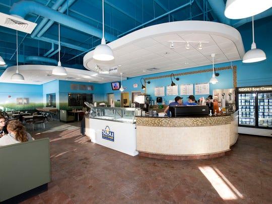 The SDSU Dairy Bar