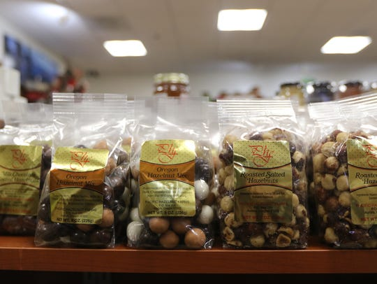 Pacific Hazelnut Farms Hazelnuts at the Made In Oregon
