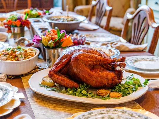 Feed your family catered meals at home or at a variety of local eateries on Thanksgiving Day.