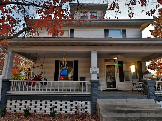 The Midtown home of Andrea and Matt Battaglia is one of five homes and historic buildings on the Dec. 1-2 26th Annual Midtown Victorian Christmas Homes Tour.