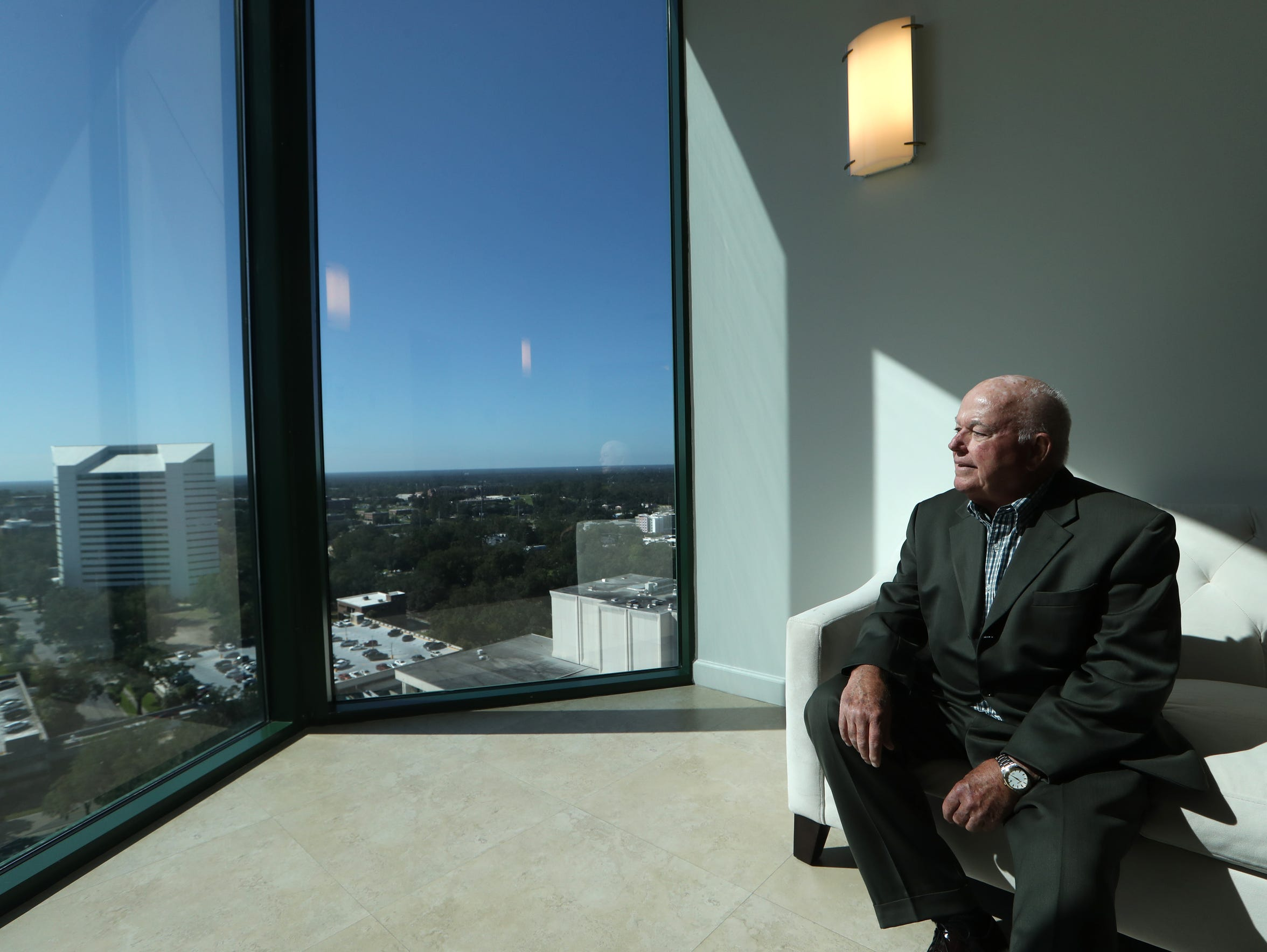 After eight years of legal battles, Don Carrigan continues