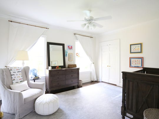 This newly renovated home at  535 Pierremont Road features