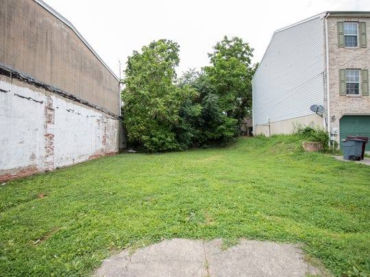 Y Innovations plans on building a 660-square-foot house on a 4,500-square-foot vacant lot at 2903 N. Jefferson St. in Wilmington.